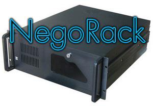 Серверные корпуса NegoRack
